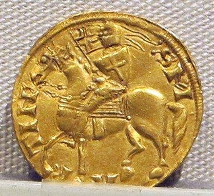 Lucca,_repubblica,_oro,_XIII-inizio_XIV_