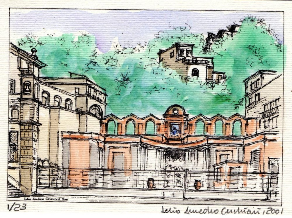 "Castellammare di Stabia - ""Largo Fontana Grande"" - 2001"