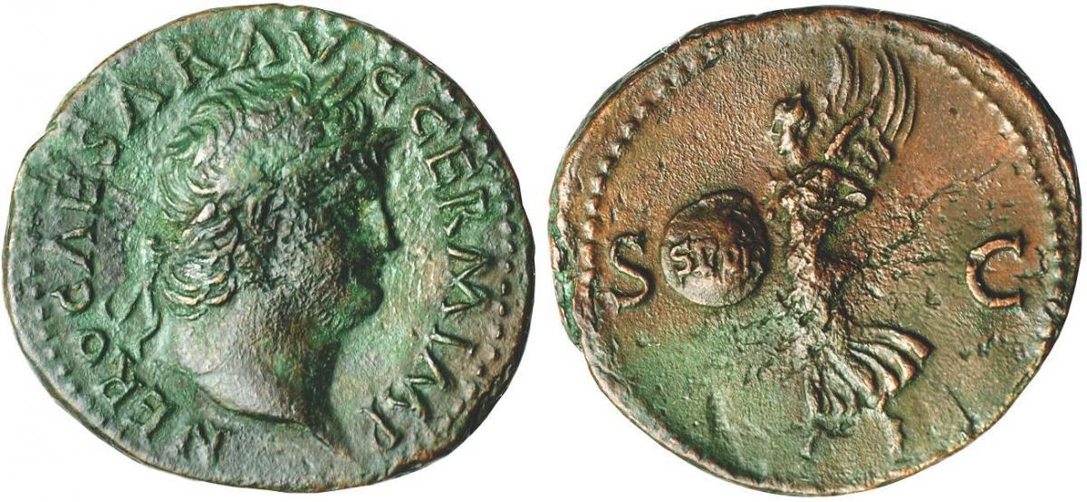 Moneta romana da identificare richiesta identificazione for Siti di collezionismo