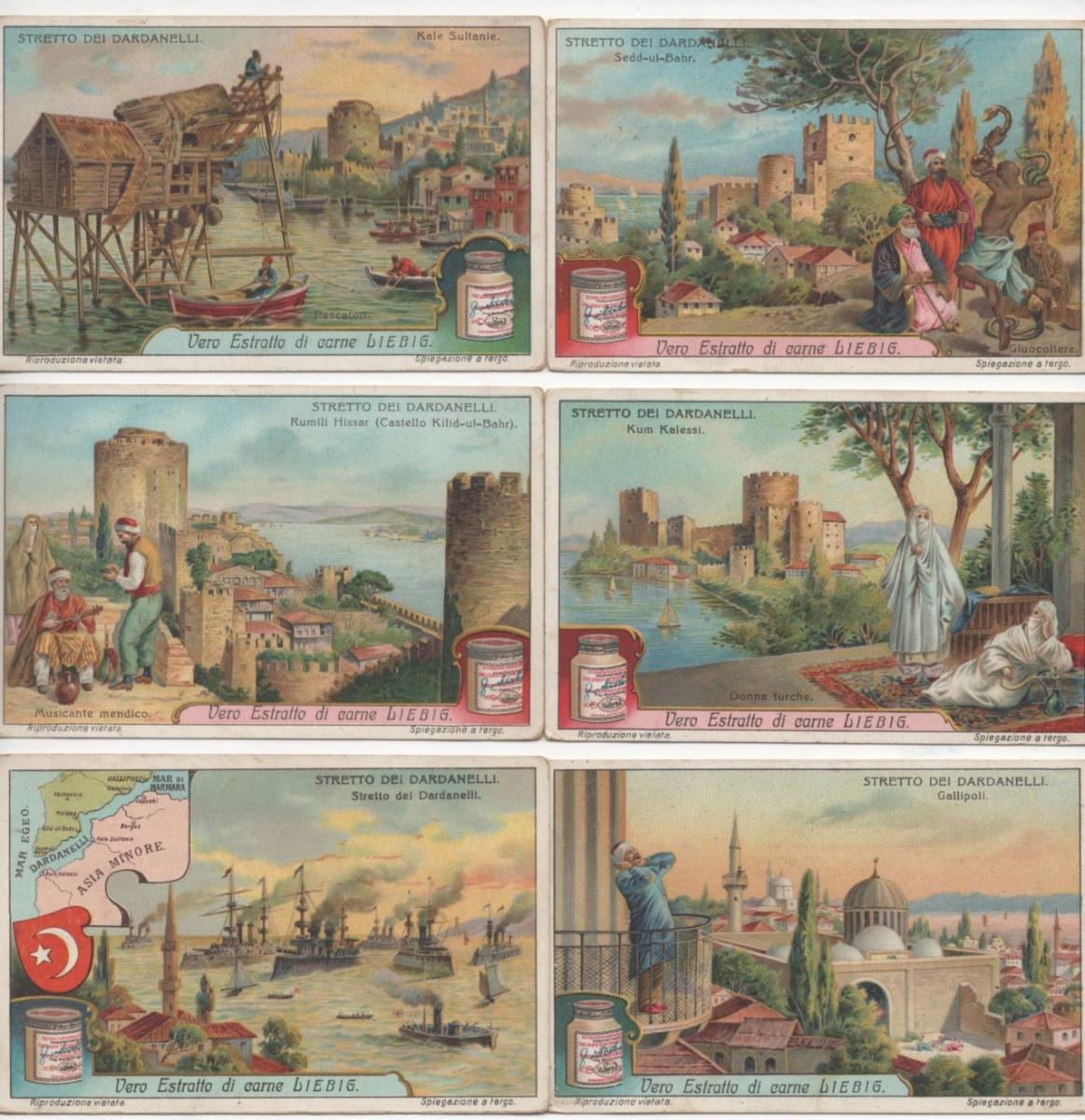 Cartofilia citt famose costantinopoli istanbul for Siti di collezionismo