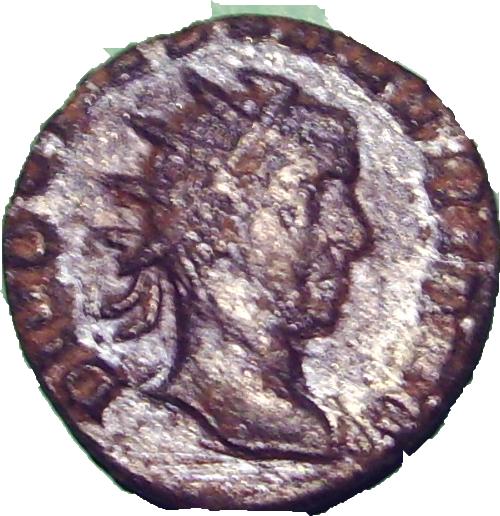 Divo claudio gothico o forse no monete romane - Il divo claudio ...