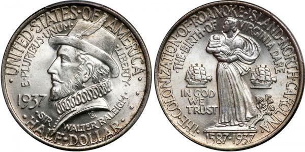Roanoke half dollar1937GO-PCGSMS67.jpg