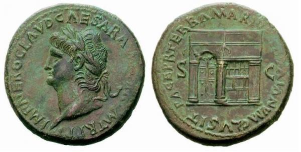 4d4892b5c7 Il misterioso Tempio di Giano - Storia ed archeologia - Lamoneta.it ...