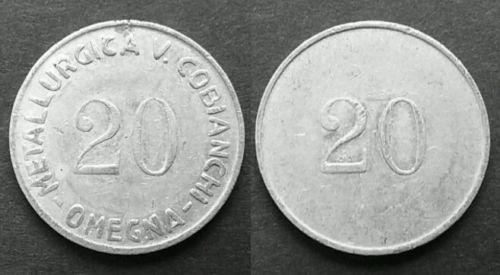 Metallurgica Cobianchi Omegna valore 20.JPG
