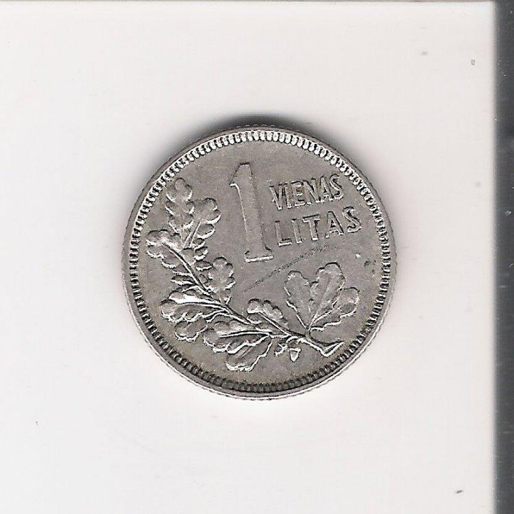 Lithuania 1 Litas 1925 A.jpg