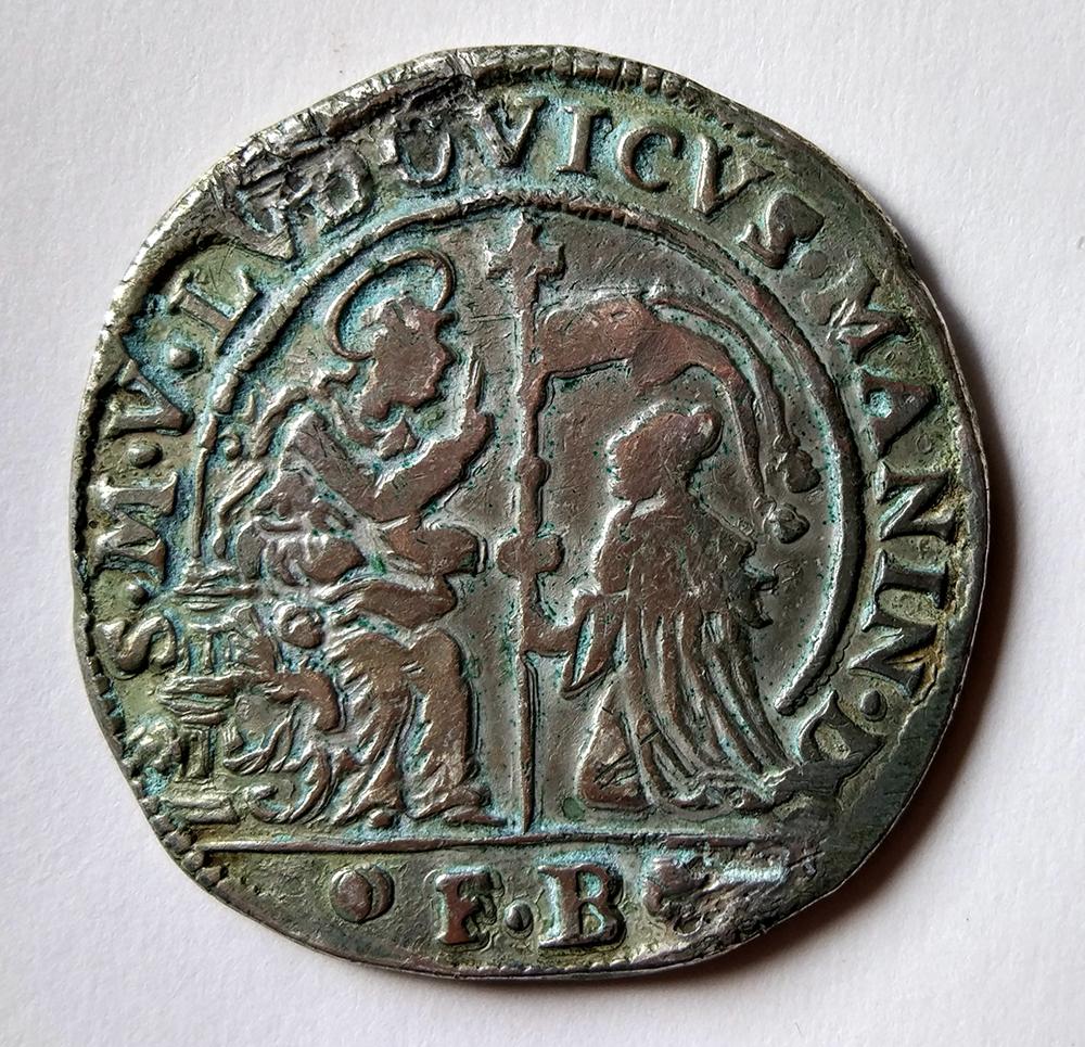 Ducato ludovico manin monete della serenissima for Siti di collezionismo