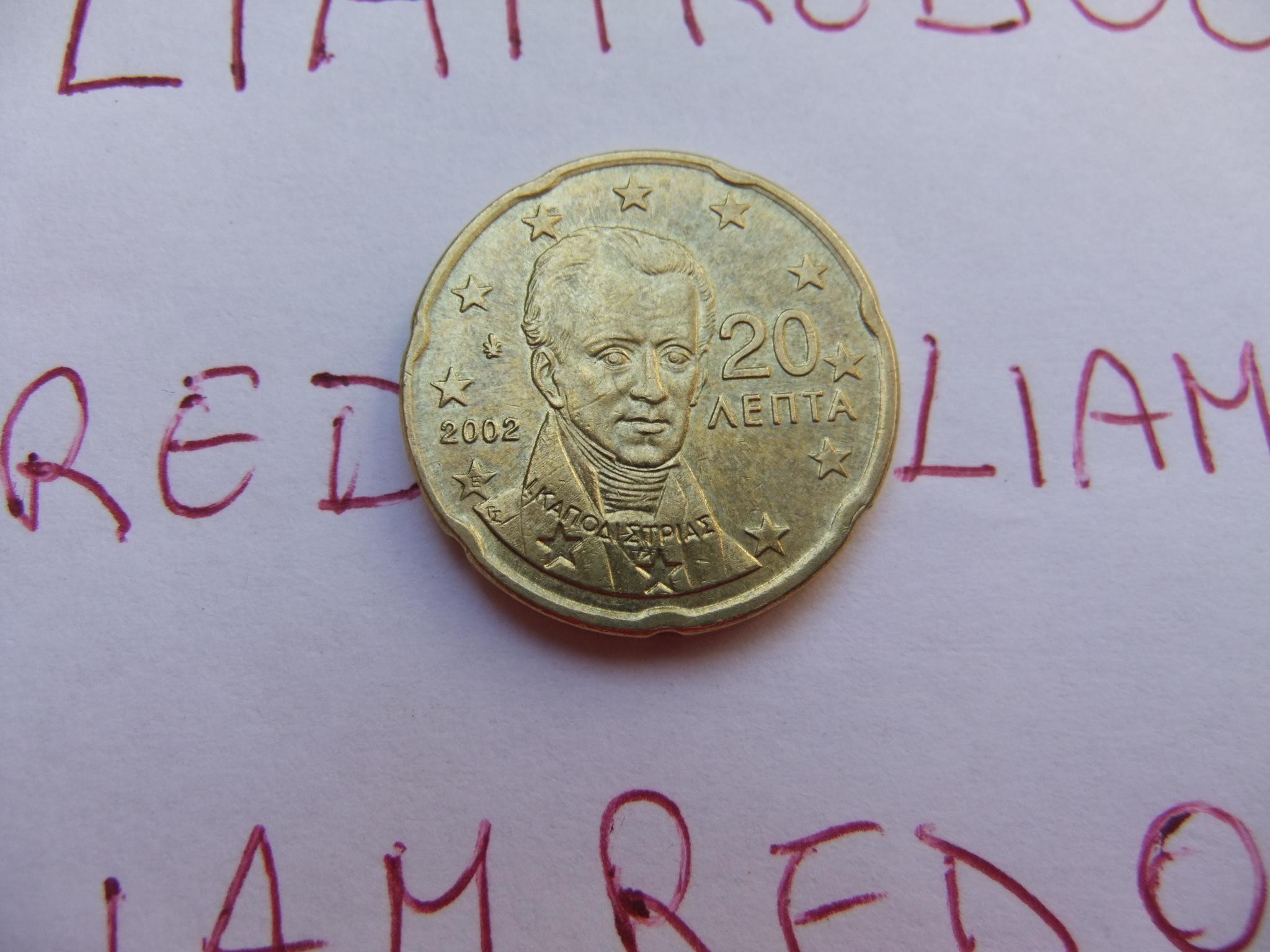 20 centesimi rari monete a circolazione ordinaria di for Siti di collezionismo