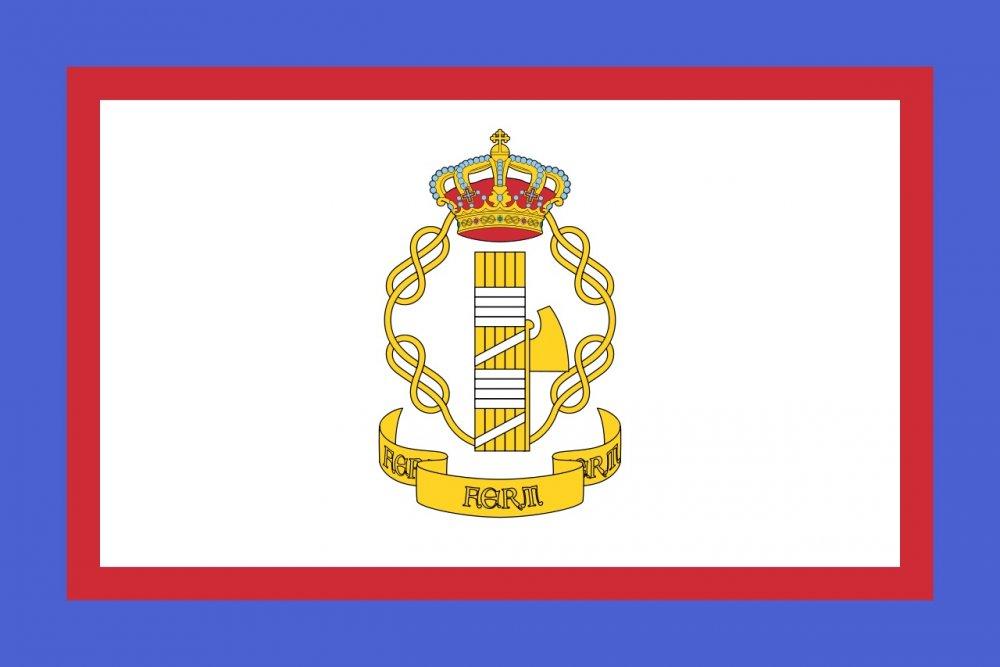 Bandiera del Luogotenente gen. in Albania.jpg
