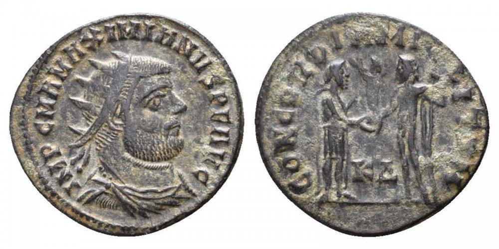 maximianus antoninianus concordia militum 2,82 g  20 mm lll12972.jpg