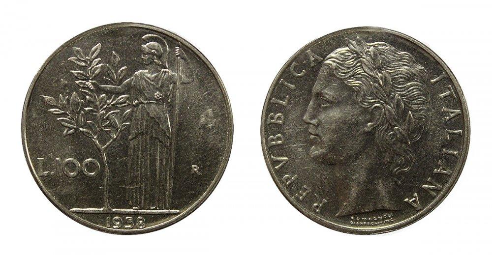 100 lire 1960 Fdc.jpg