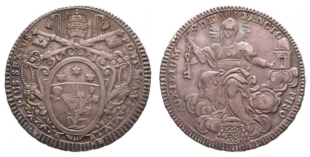 Scudo Pio VI A.VI 1780 Roma U-U.jpg
