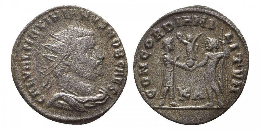 galerius antoninianus concordia militum 2,44 g  20 mm lll12967.jpg