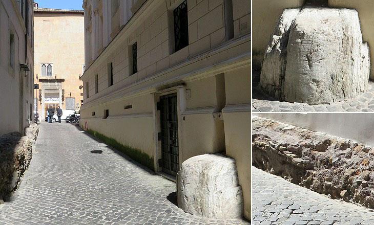 Antiche strutture del Tempio di Matidia.jpg