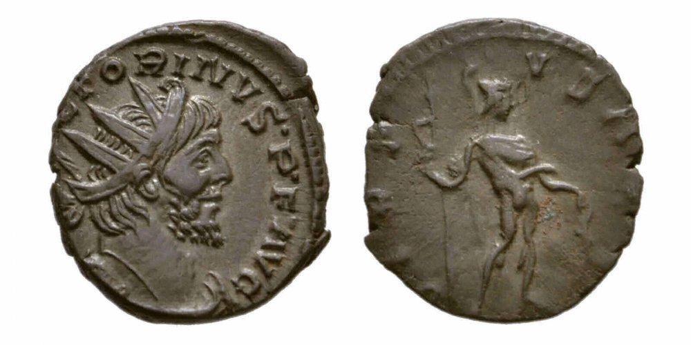 VICTORINUS ANTONINIANUS PAX PALM TREVERI TRIER.JPG