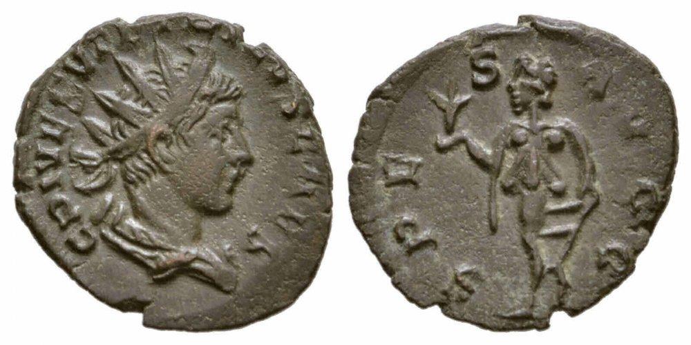 TETRICUS II ANTONINIANUS SPES AVGG TREVERI.JPG