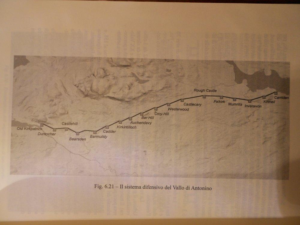 Vallo Antonino , fortini dislocati lungo il Vallo.JPG