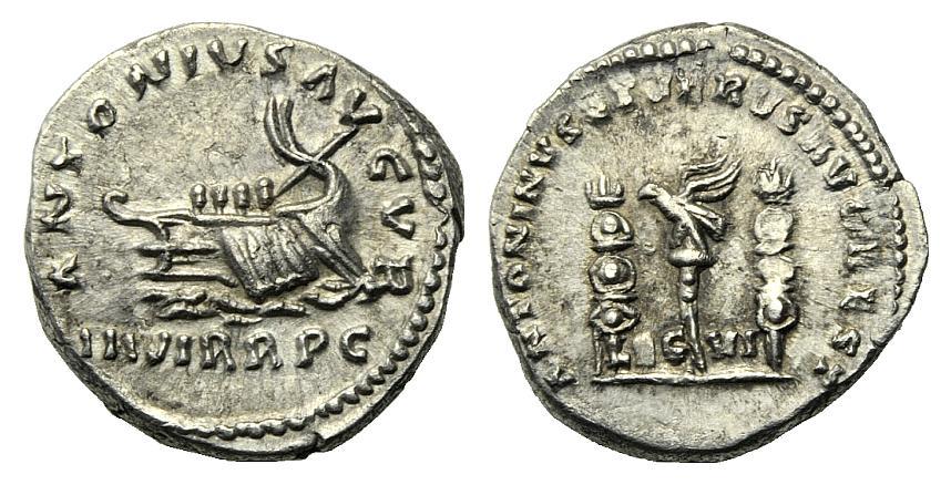 Restituzione di Marco Aurelio e Lucio Vero - legio VI.jpg