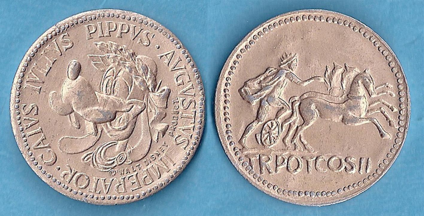 2.Gettone Topolino Pippo romano.jpg