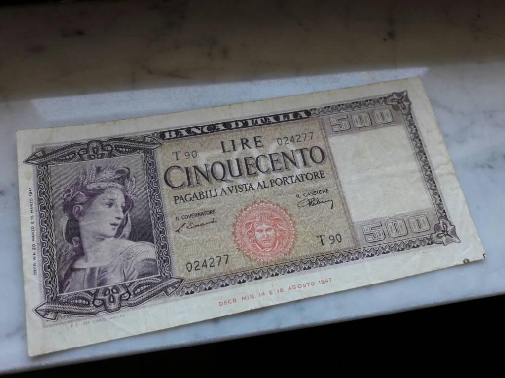 9e691a5071 500 lire Ornata di spighe - Pagina 2 - Cartamoneta e Scripofilia ...