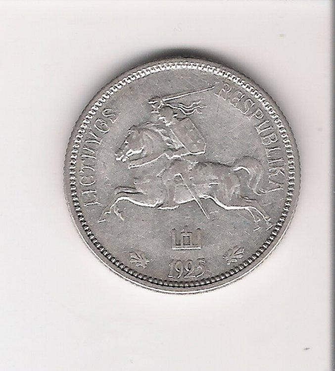 Lituania 2 Litu 1925 B.jpg