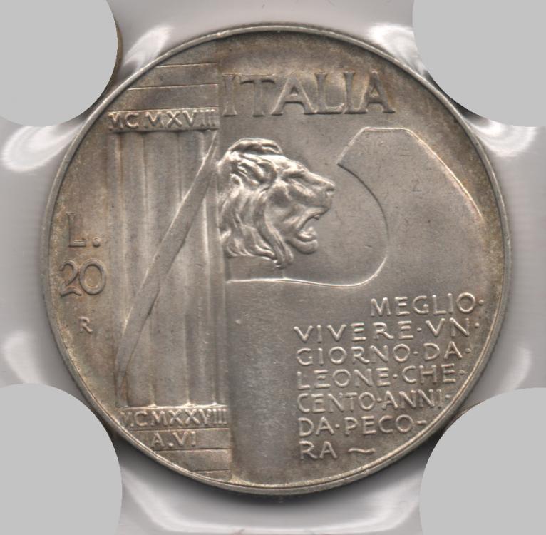 20 Lire 1928 Elmetto V.E. III (1).png