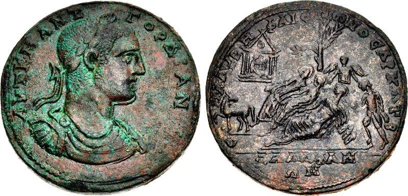 Medaglione Gordiano III e Perseo 10400455.jpg