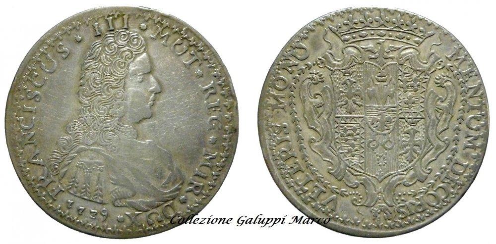 Francesco III - Scudo 1739.JPG