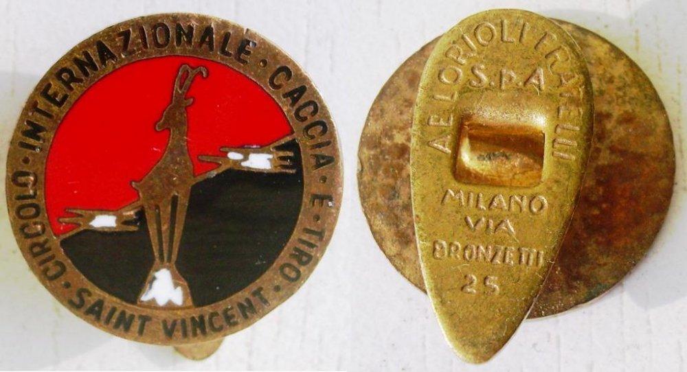 Distintivo Circolo caccia S. Vincent.jpg