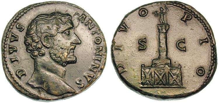 Antonino Pio , Divo Pio , RIC1269.jpg