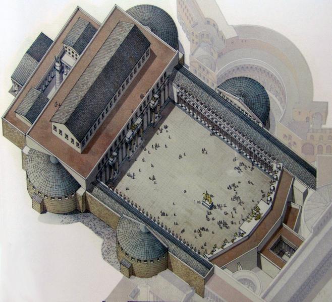 Planimetria del Foro di Traiano.jpg