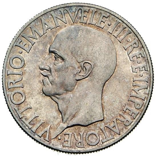 20 Lire 1936 Anno XIV Impero Regno D'Italia Vittorio Emanuele III 1900-1943 (2).jpg