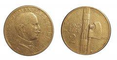 Buono 2 lire 1923