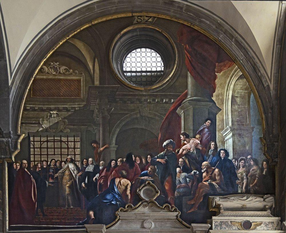 Chiesa_di_San_Zaccaria_Venezia_-_La_visita_pasquale_del_doge_alla_chiesa_1688.jpg