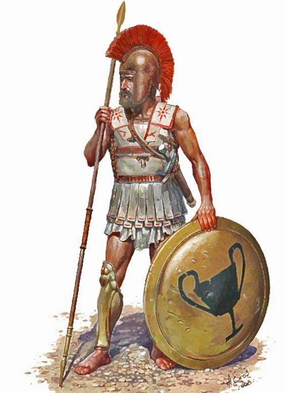 Hear Homers Iliad Read in the Original Ancient Greek