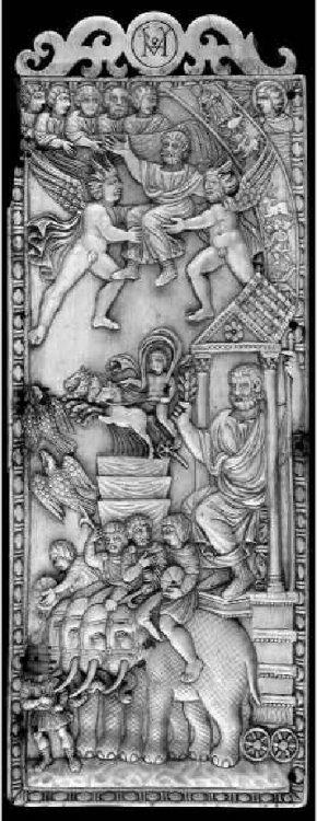Apoteosi di Imeratore della fine del IV secolo.jpg