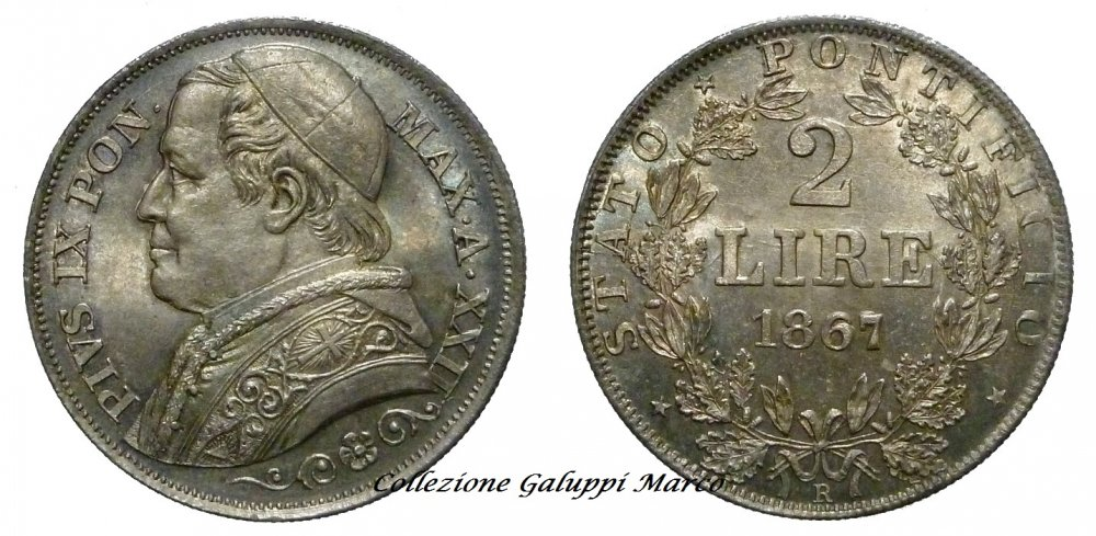 2 Lire 1867 XXII Roma.JPG