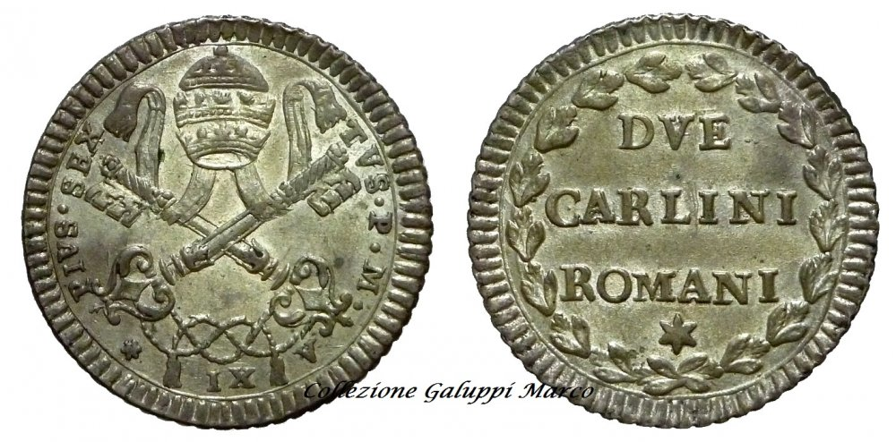 2 Carlini Romani an.XI.JPG