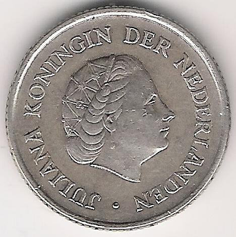 Antille Olandesi ¼ Gulden 1970 B.jpg