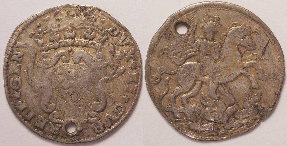 Banco di S.Giorgio, Reale 1666