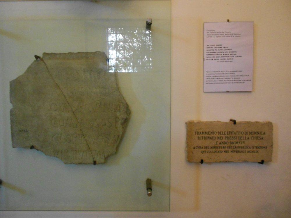 Iscrizione antica di Monica.JPG