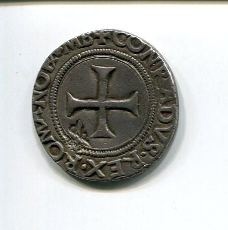 Genoa Francois I Teston nd 1527-8 rev 041.jpg