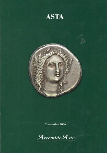 d989fa3616 Catalogo d'Asta Artemide - 7 settembre 2006 - Cataloghi e libri ...