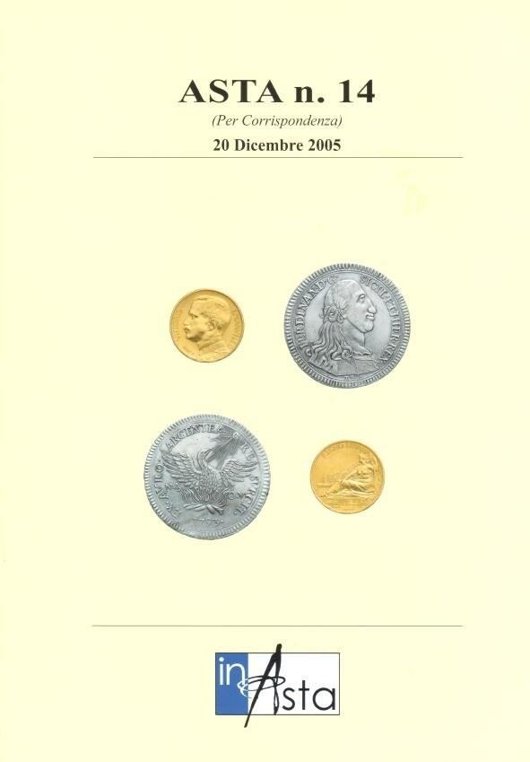Catalogo d'Asta, In Asta - 20 dicembre 2005
