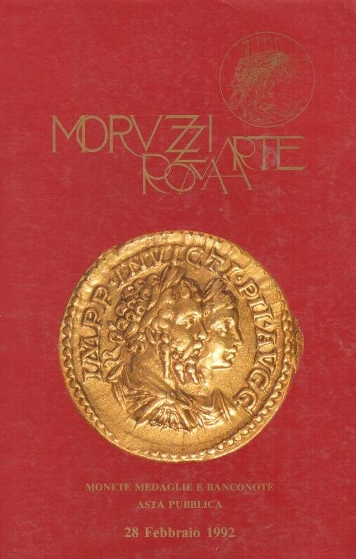 Catalogo d'Asta Moruzzi - 28 febbraio 1992