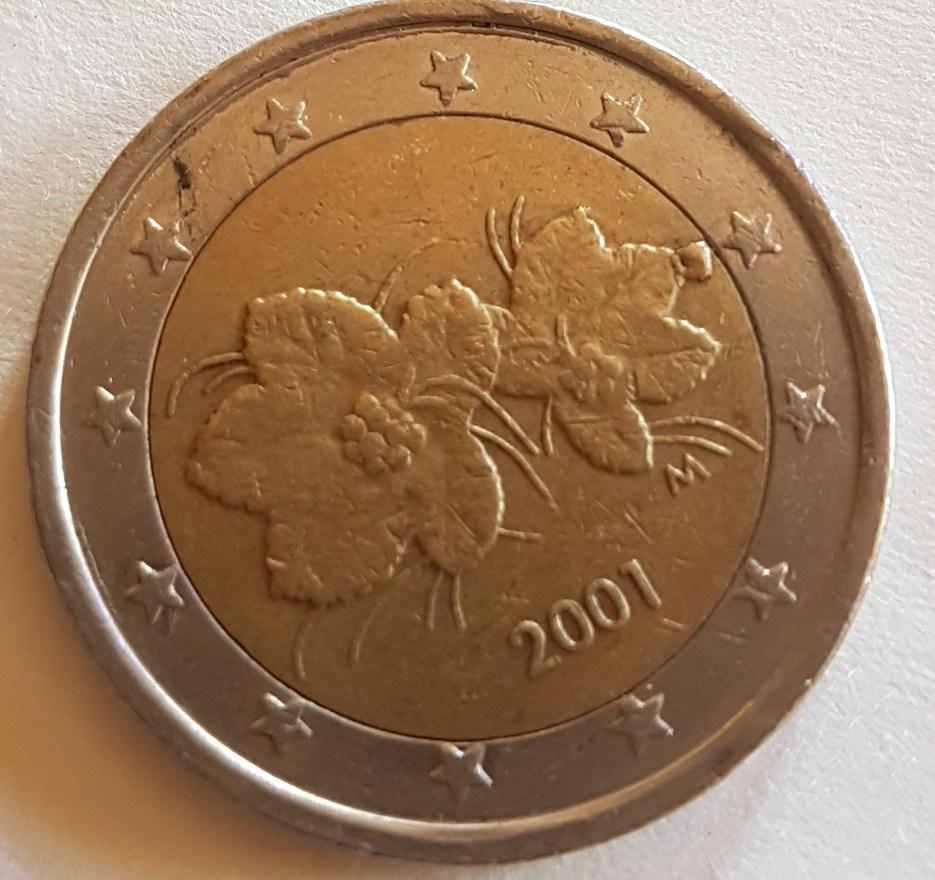 2 finlandesi con macchia monete a circolazione for Siti di collezionismo