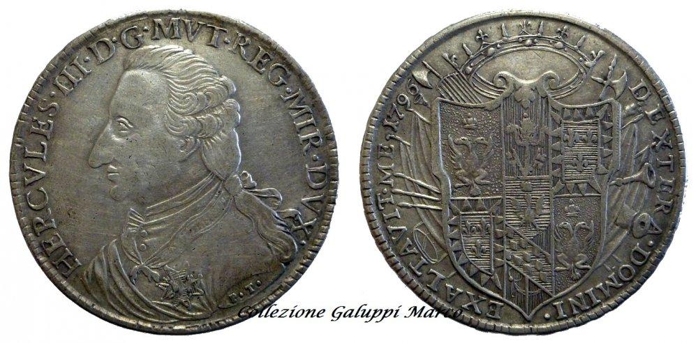Ercole III - Tallero 1796.JPG