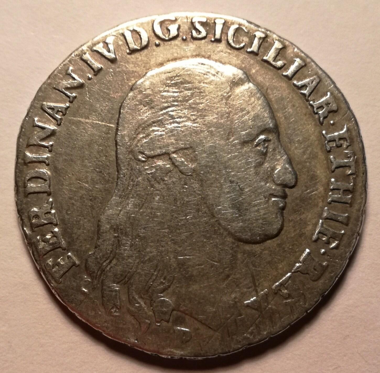 60 grana 1798 che vi pare monete e medaglie delle due for Siti di collezionismo