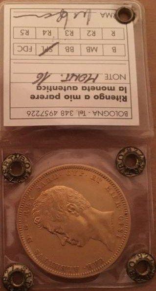 100 LIRE 1840 TORINO (SPL)
