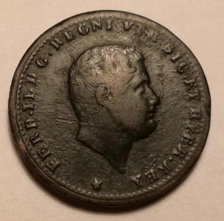 Un tornese 1852 monete e medaglie delle due sicilie for Siti di collezionismo