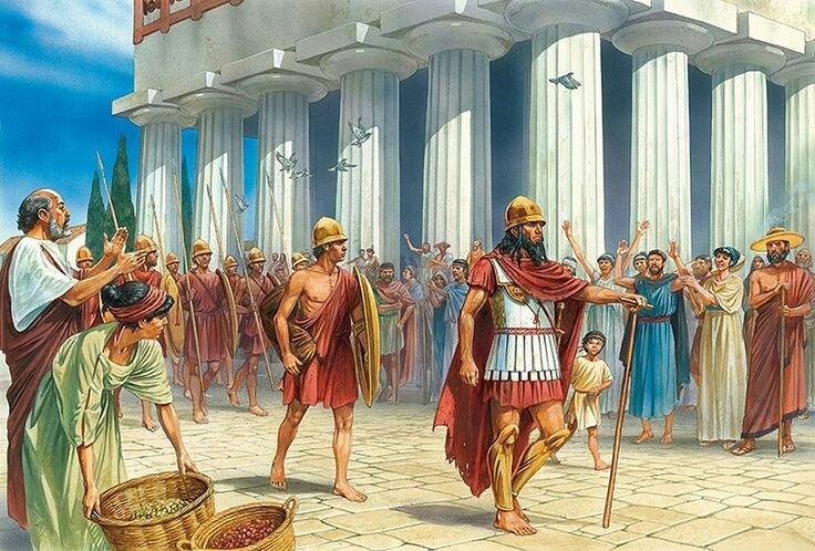 The Spartans, War Machine, Ancient Greek, Ancient History,.jpg